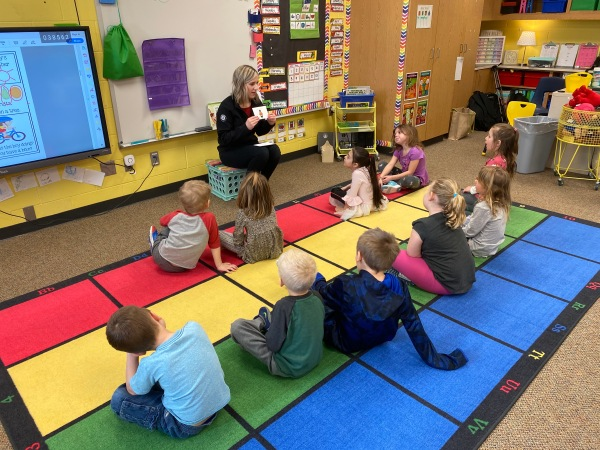 Richland PreK Classroom