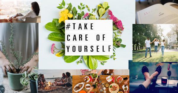 Self-Care Graphic
